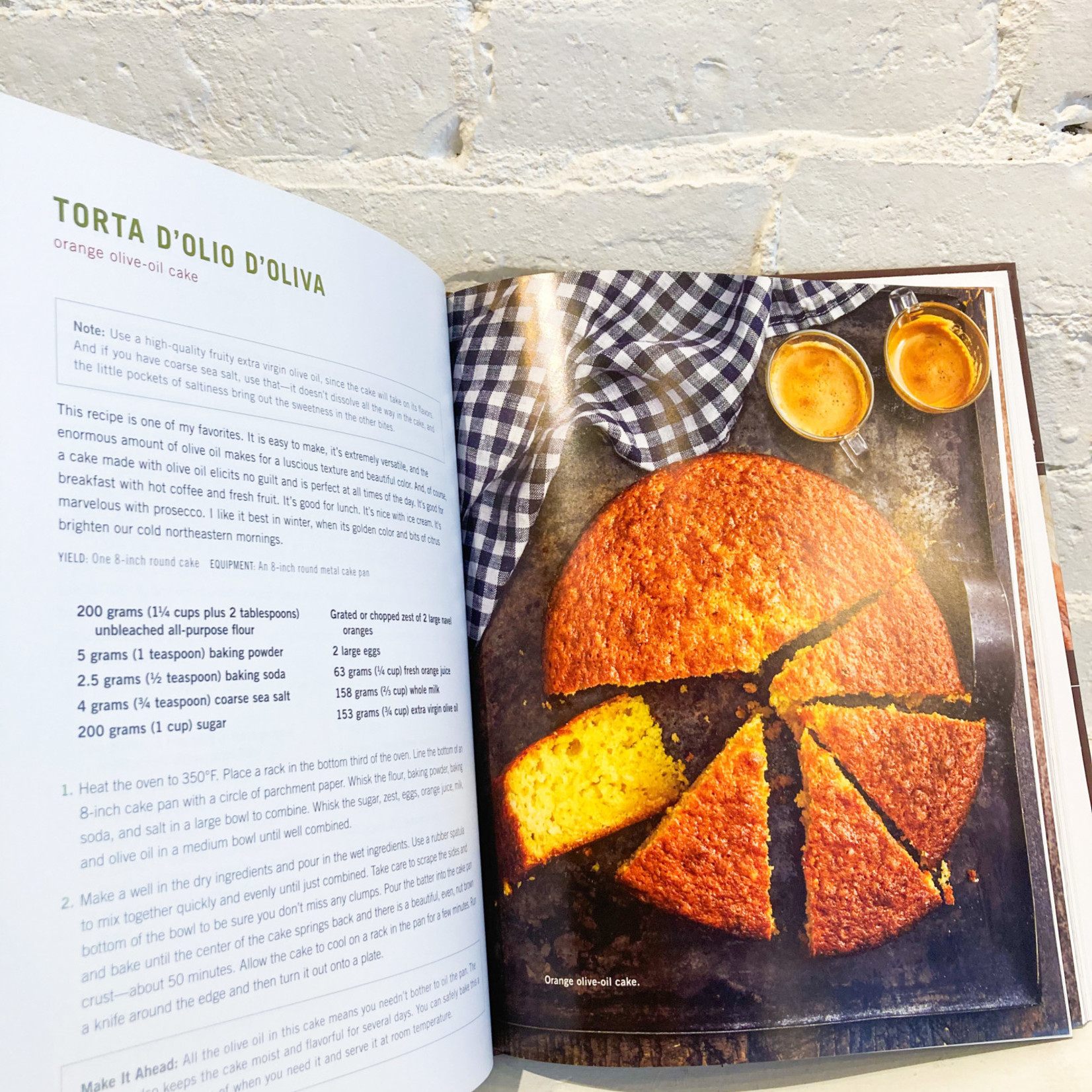 The Sullivan Street Bakery Cookbook by Jim Lahey