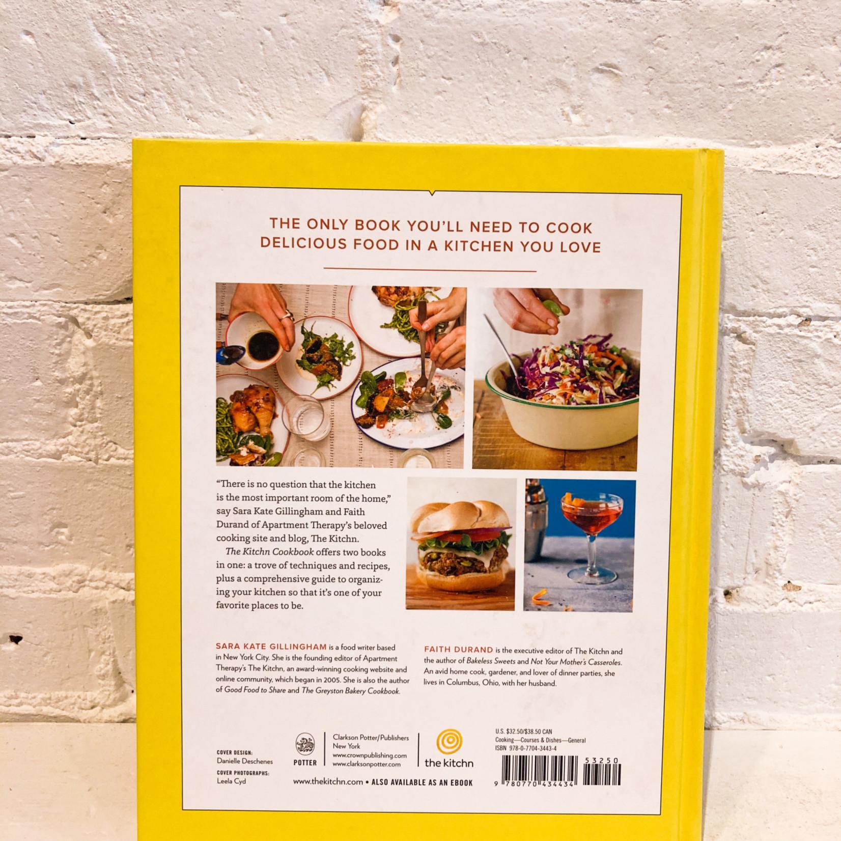 The Kitchn Cookbook by Sara Kate Gillingham & Faith Durand