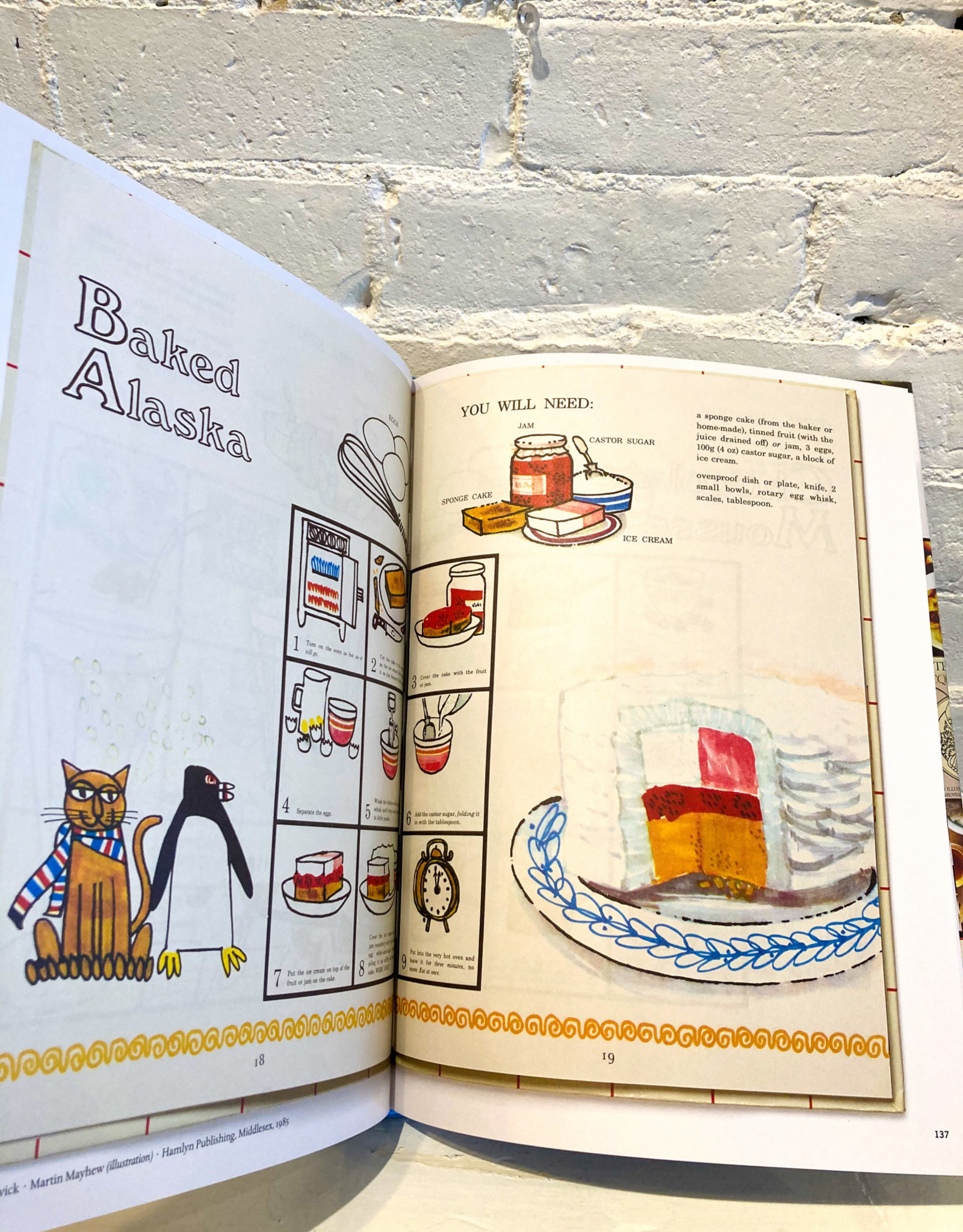 Cookbook Book by Annahita Kamali and Florian Böhm