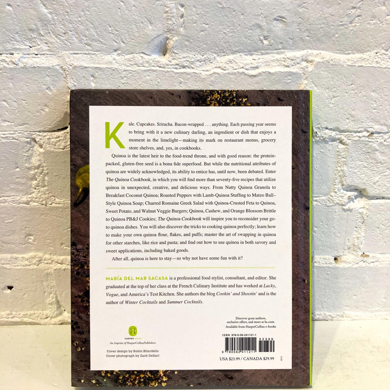 The Quinoa Cookbook by María del Mar Sacasa
