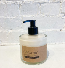 The Munio Organic Hand Lotion- Marigold