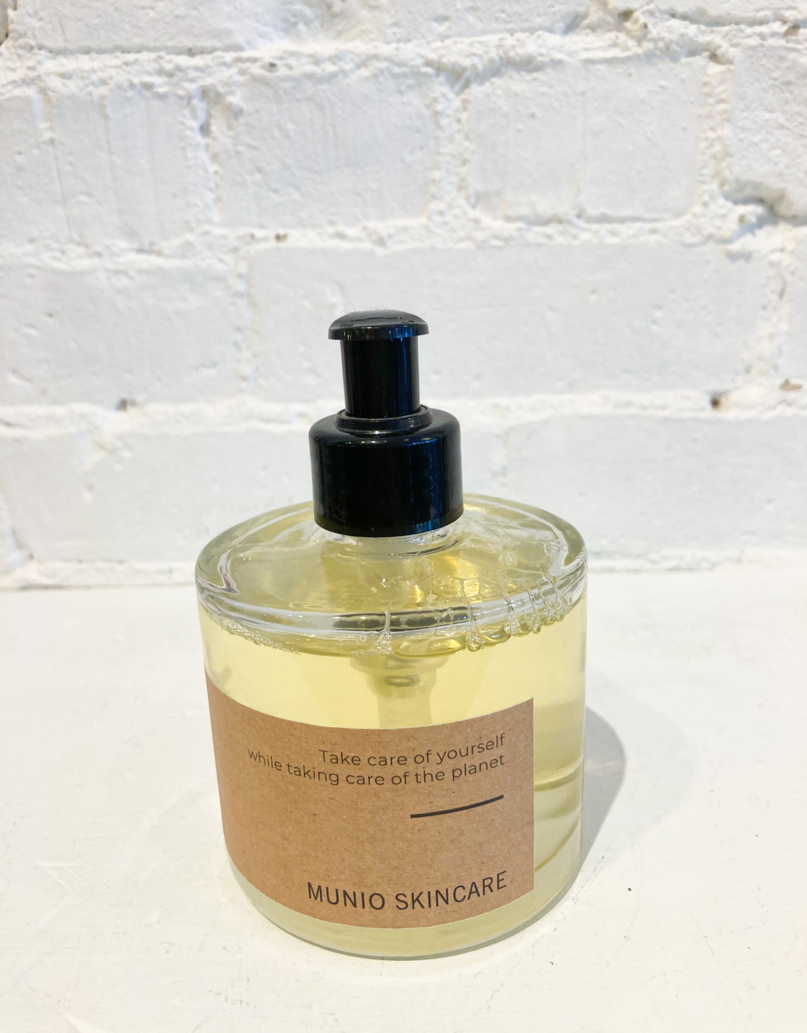 The Munio Organic Liquid Soap- Juniper