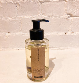 The Munio Organic Body Oil- Wild Flowers