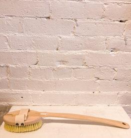 Redecker Hard Bath Brush