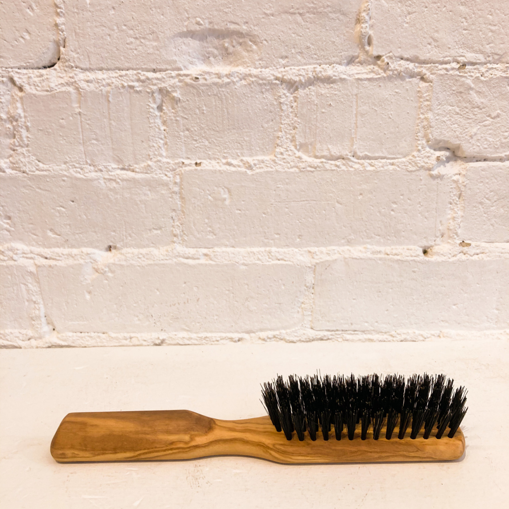 Redecker Olive Wood Hairbrush