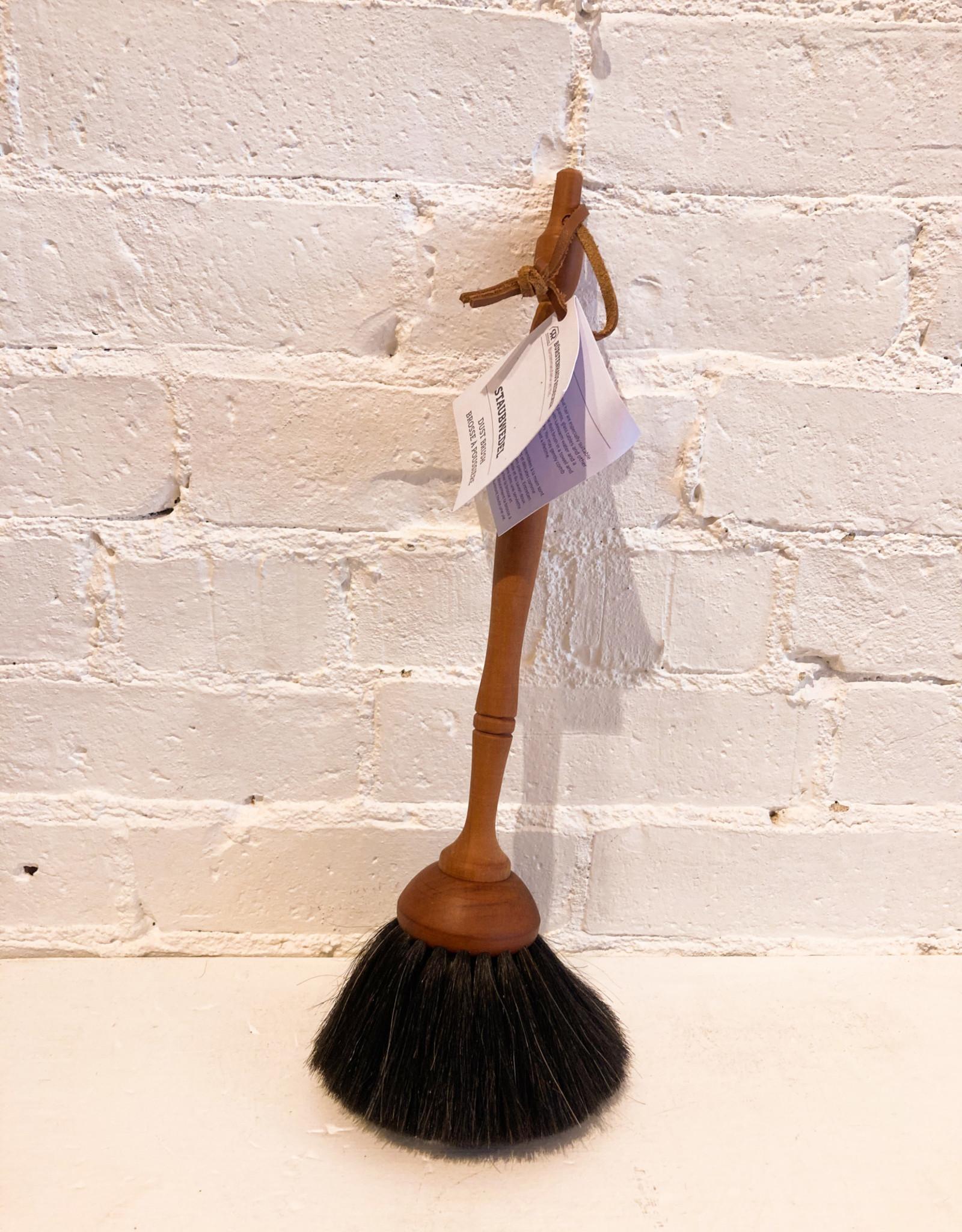Redecker Pear-Wood Duster