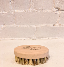 Redecker Mussel Brush