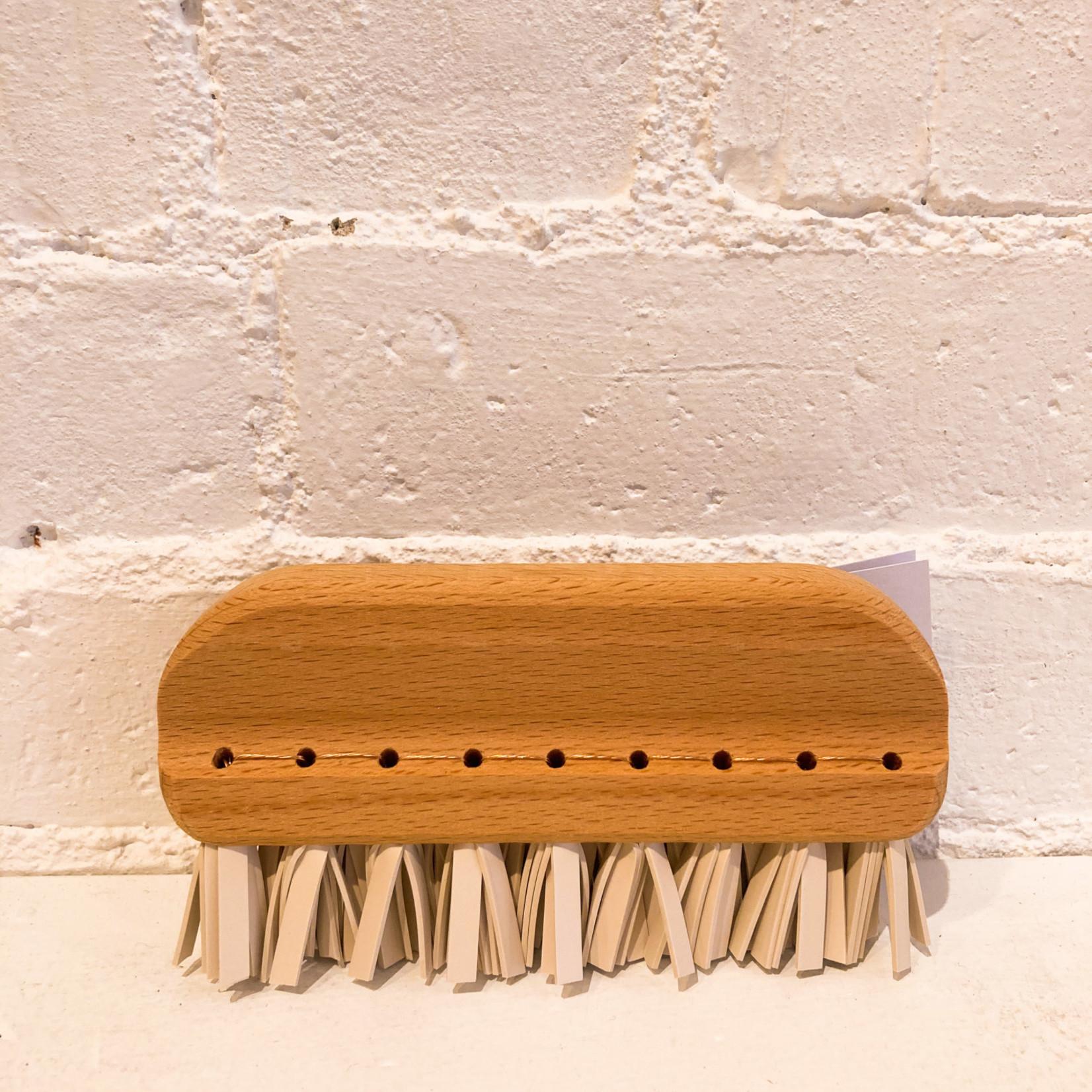 Redecker Small Lint Brush