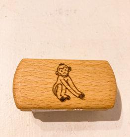Redecker Children's Nail Brush- Monkey
