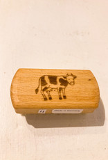 Redecker Children's Nail Brush- Cow