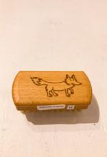 Redecker Children's Nail Brush- Fox