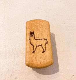Redecker Children's Nail Brush- Alpaca