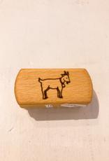 Redecker Children's Nail Brush- Goat