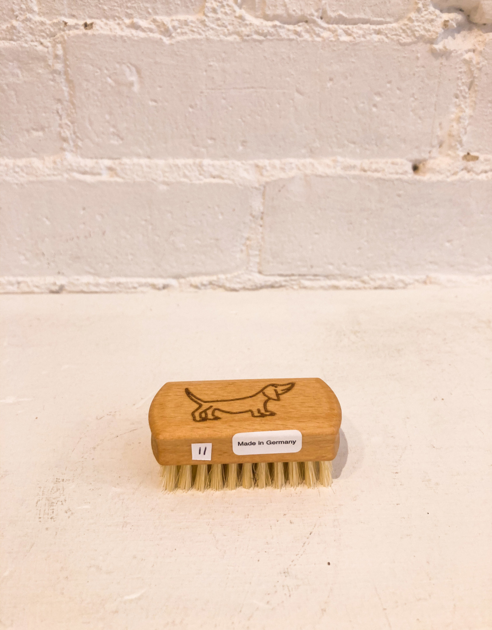 Redecker Children's Nail Brush- Dog