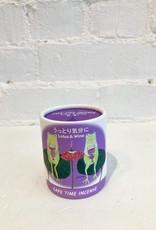 Nippon Kodo Cafe Time Incense- Lotus & Wine