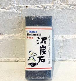 Nippon Kodo Deitanseki Charcoal Soap