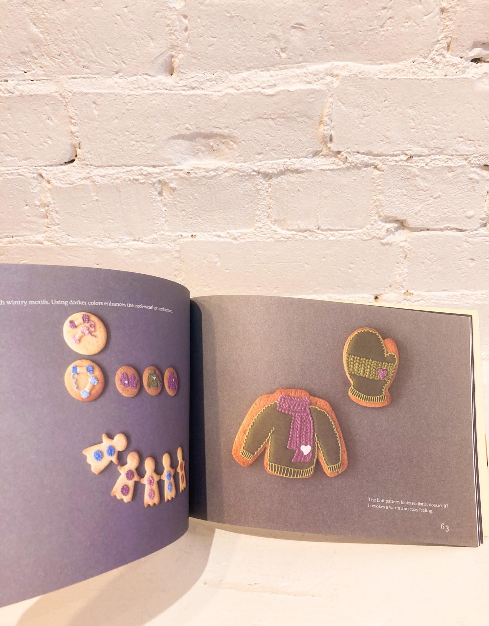 Painted Cookies by Akiko Hoshino