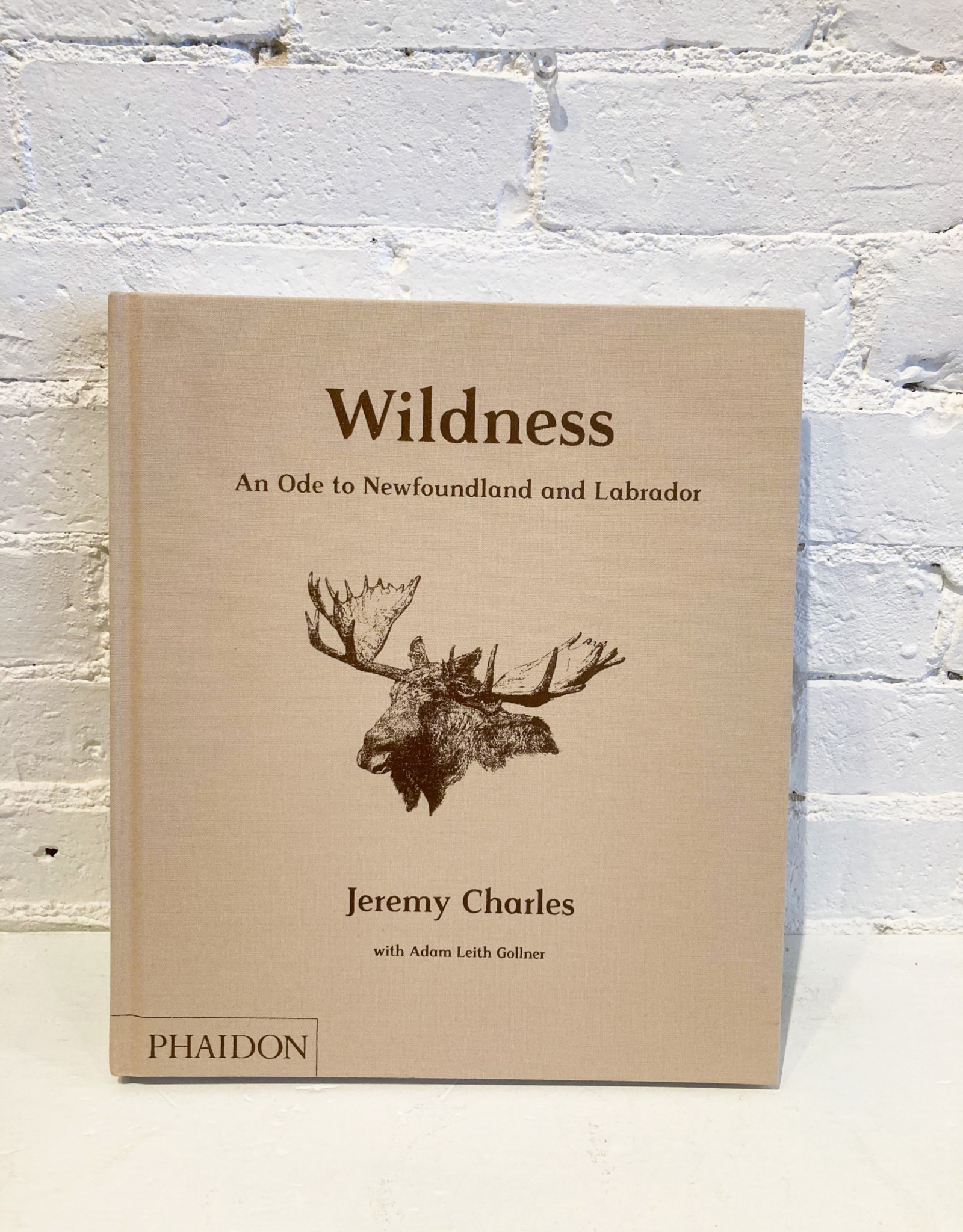 Wildness: An Ode to Newfoundland and Labrador by Jeremy Charles