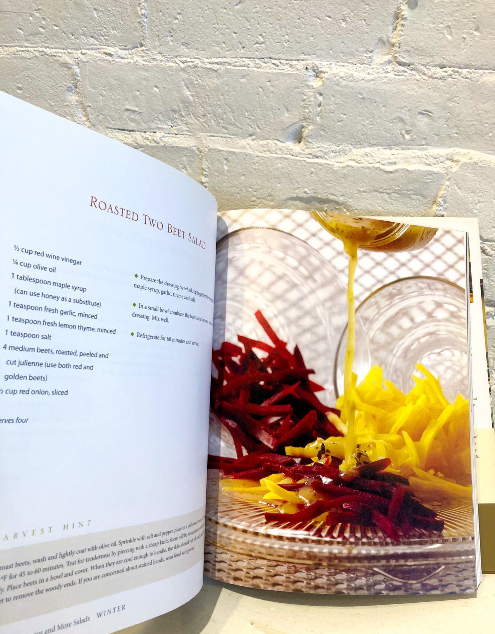 Cooking Close to Home: A Year of Seasonal Recipes by Diane Imrie & RIchard Jarmusz