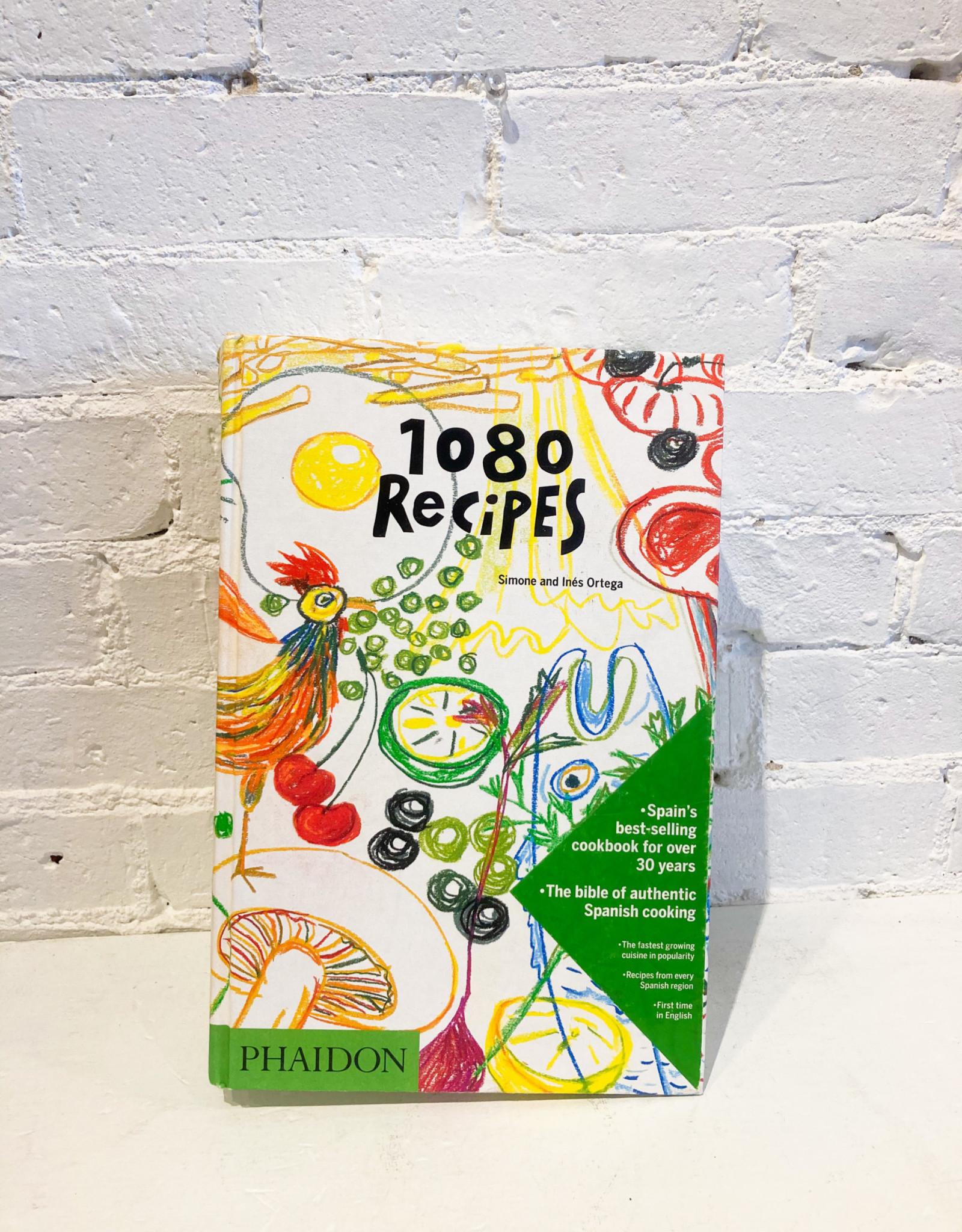 1080 Recipes by Simone and Inés Ortega