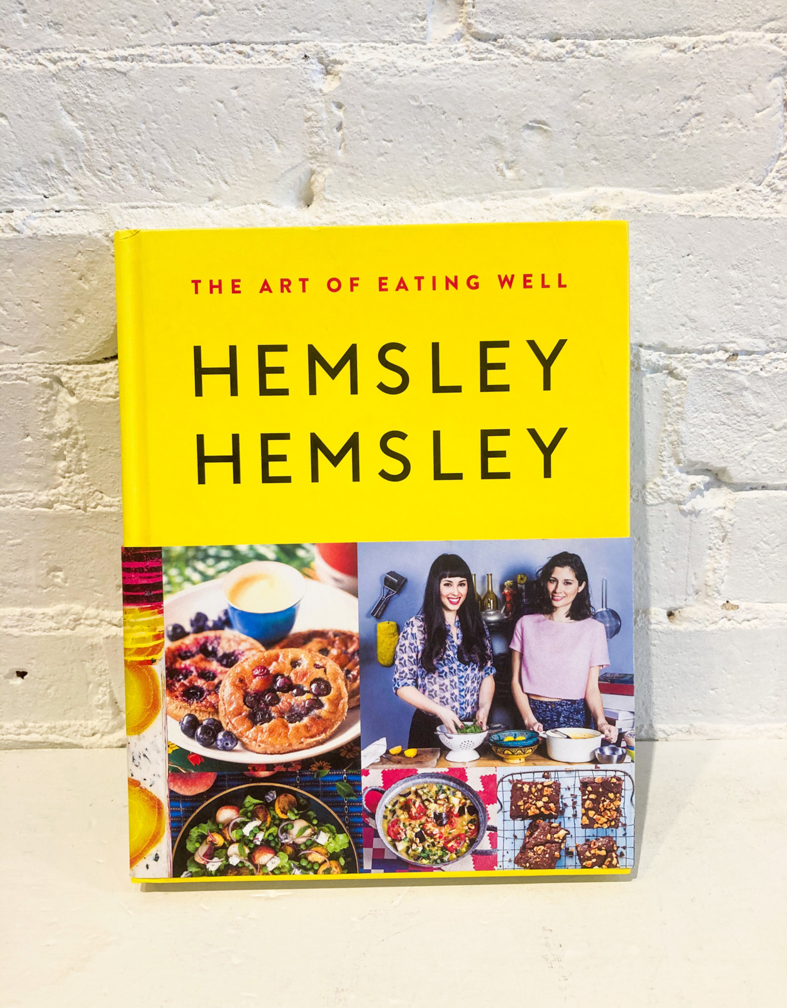 The Art of Eating Well by Jasmine & Melissa Hemsley