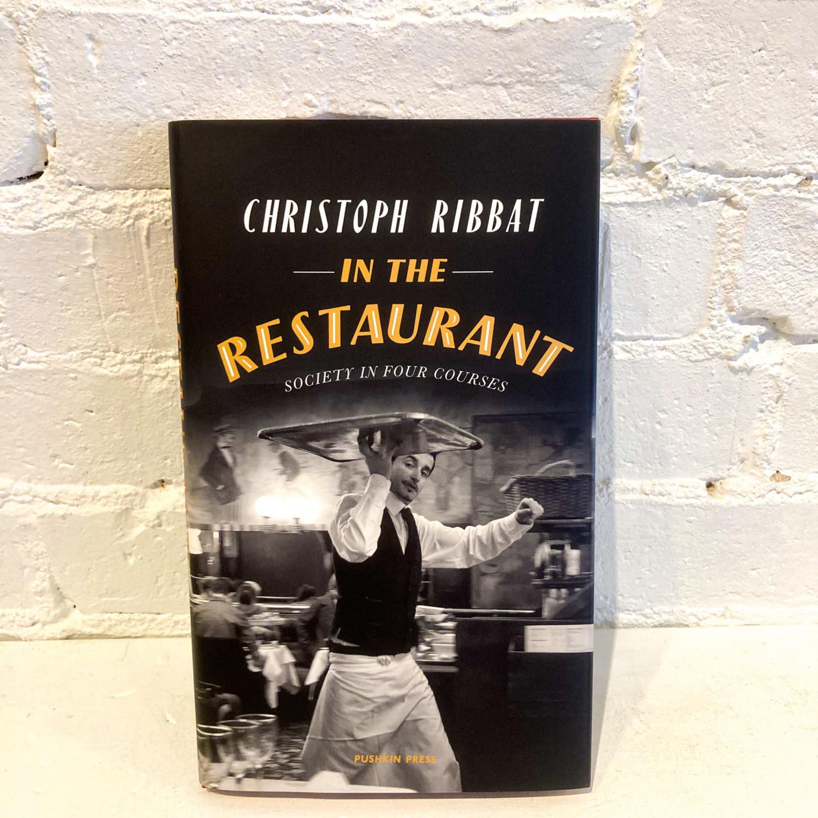 In the Restaurant by Christoph Ribbat