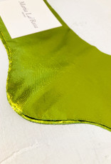 Maria La Rosa Glossy Socks