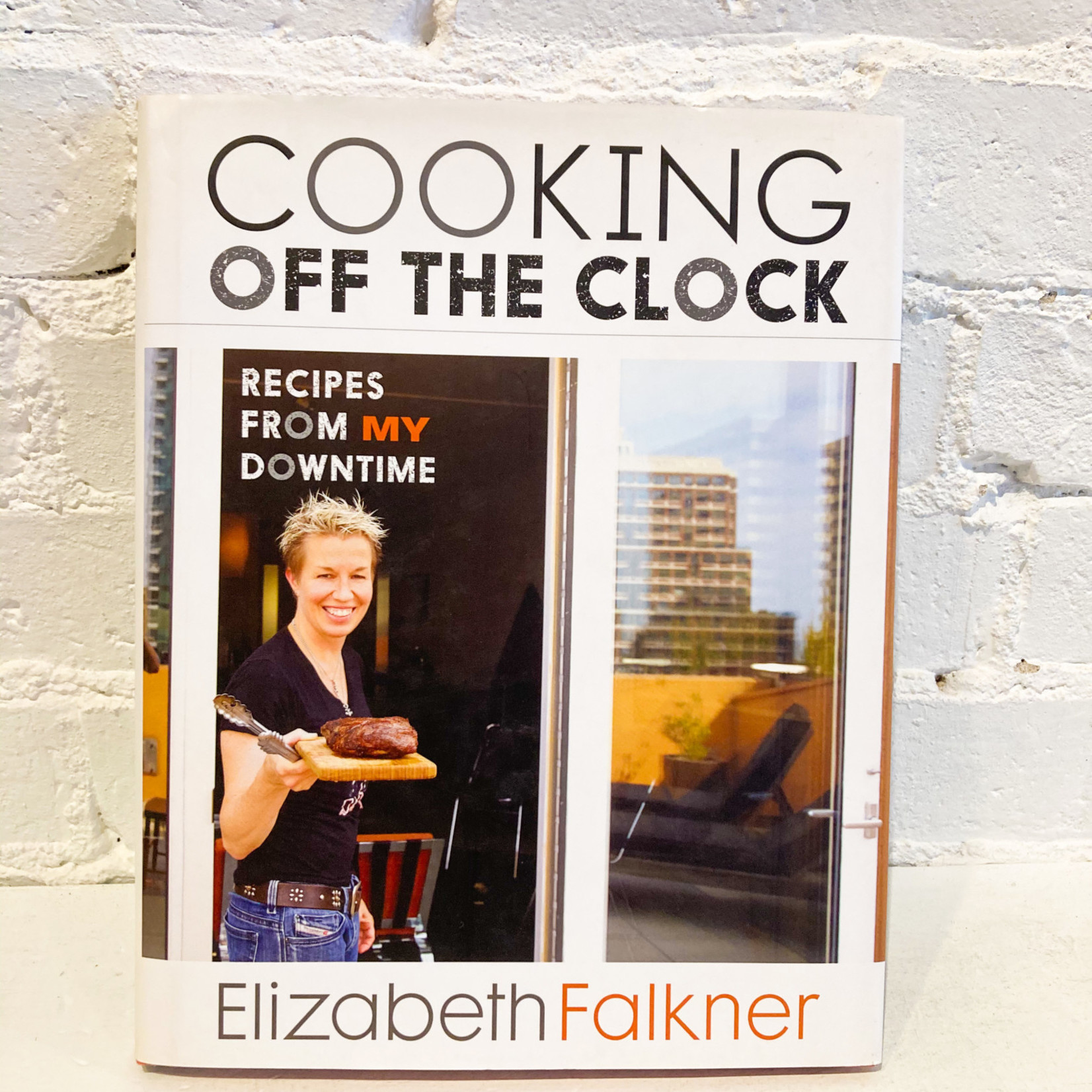 Cooking off the Clock by Elizabeth Falkner