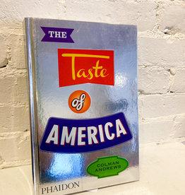 The Taste of America by Colman Andrews