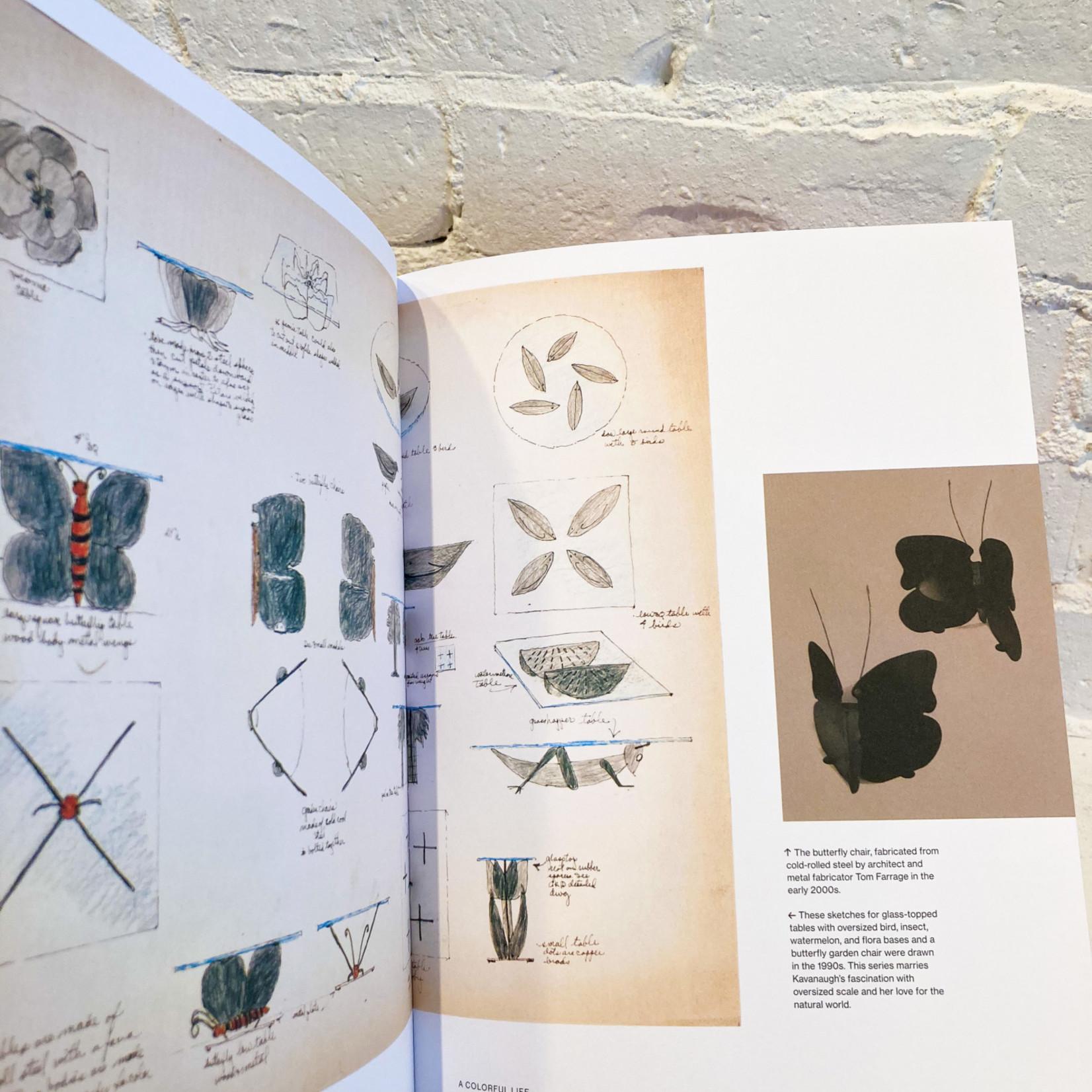 A Colorful Life: Gere Kavanaugh, Designer by Louise Sandhaus & Kat Catmur