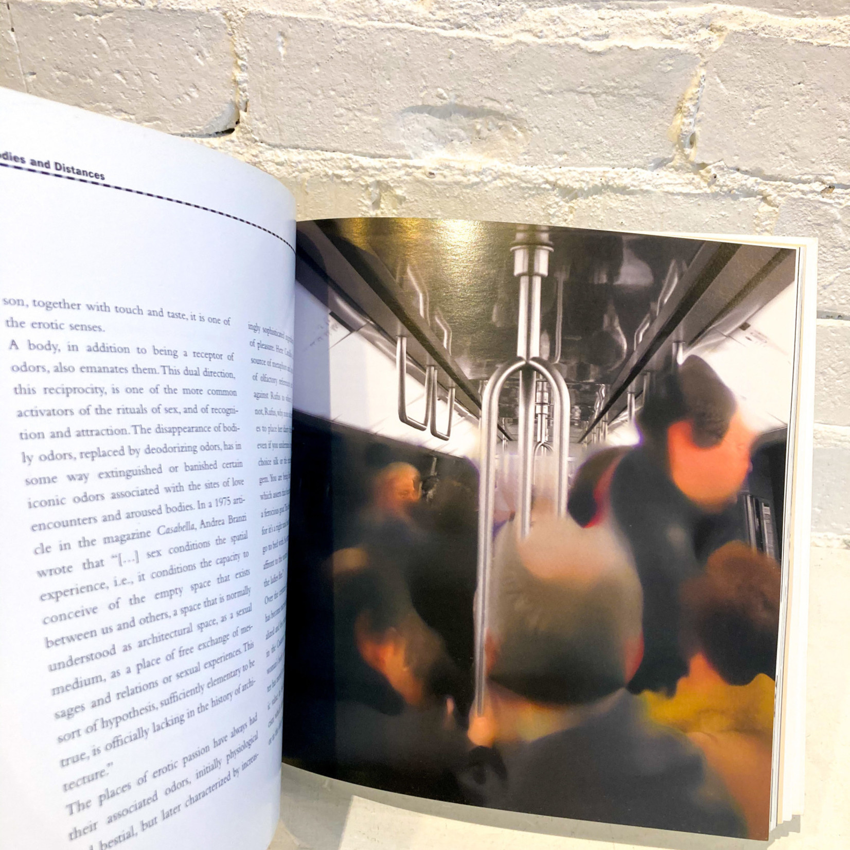 Invisible Architecture: Experiencing Places Through the Sense of Smell by Anna Barbara and Anthony Perliss