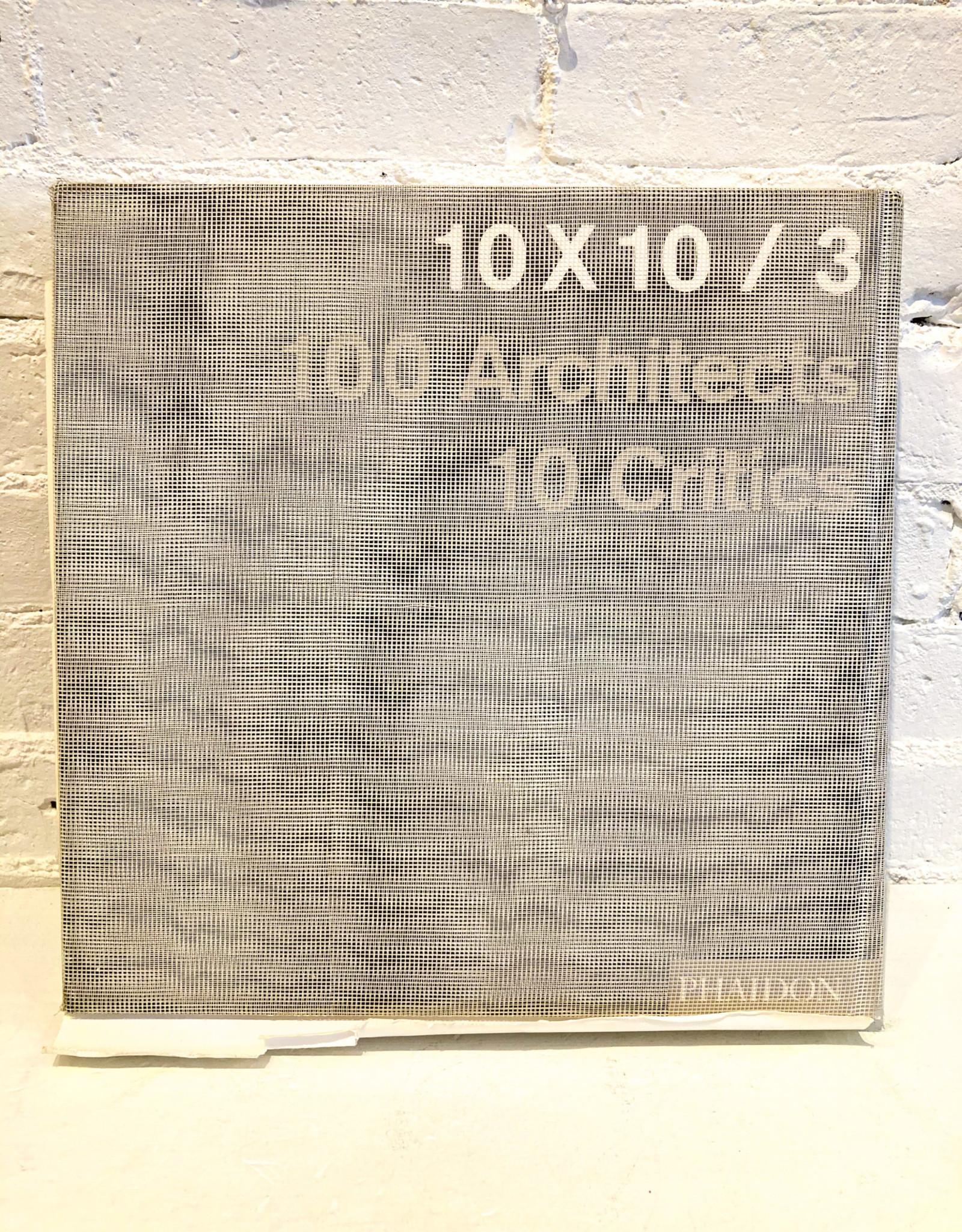 10 X 10 / 3: 100 Architects, 10 Critics