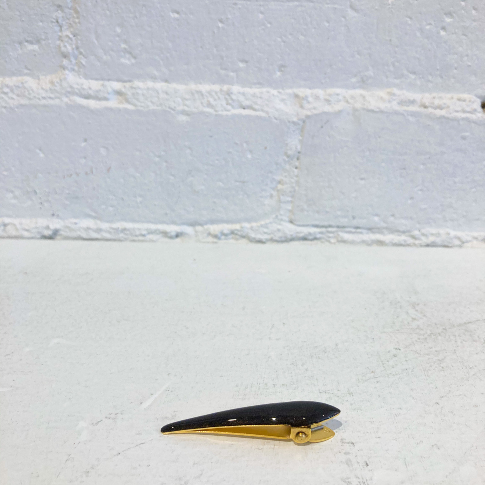 Ficcare Maximas Mini Cappucino Hair Clip