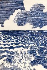 Inouitoosh La Mer Pouch- Blue