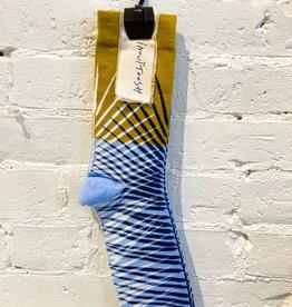 Inouitoosh Palmier Saffron Socks