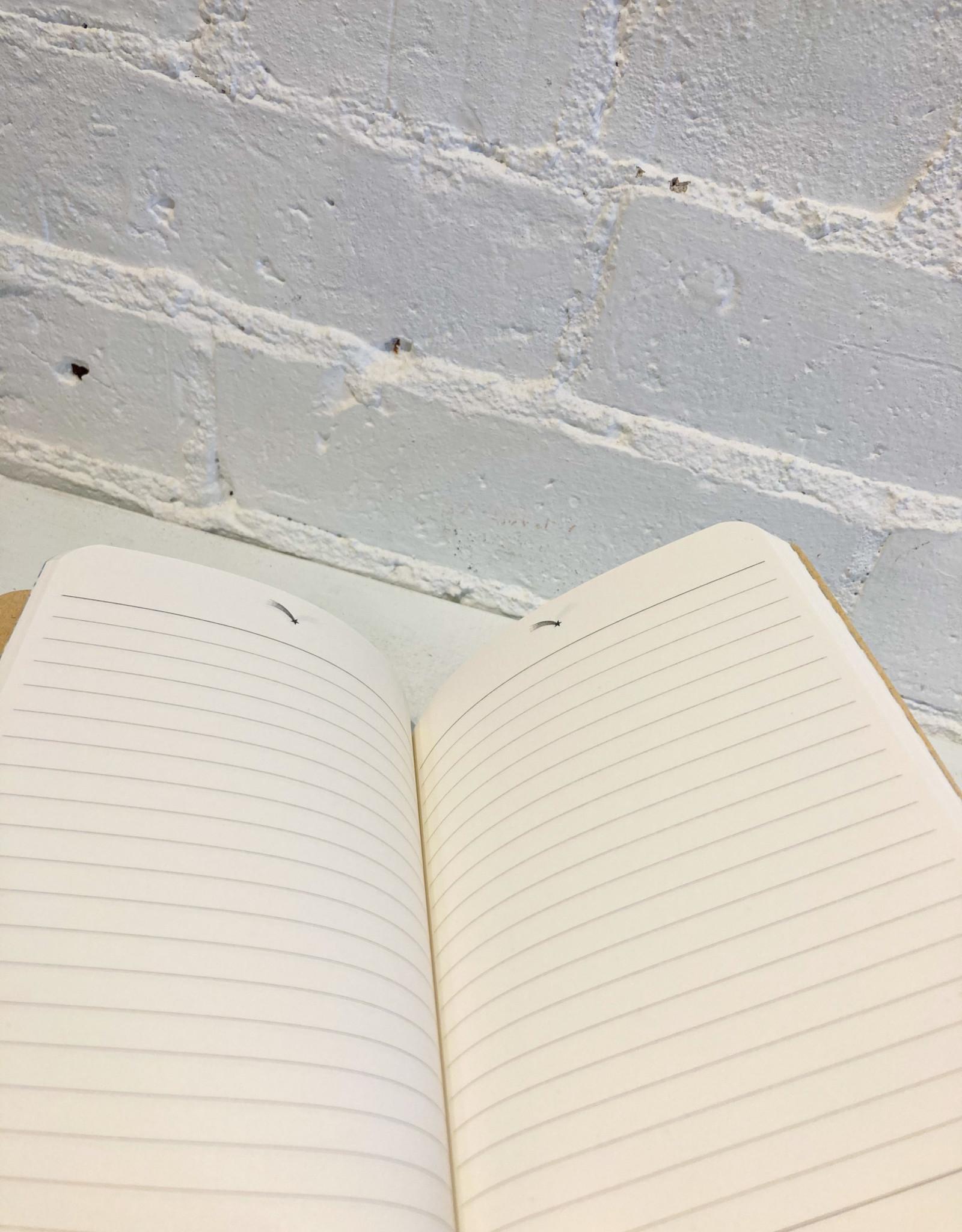 Alibabette Miss Octopus Notebook
