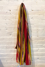 Catherine André Quetzal Scarf