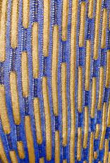 Catherine André Les a Cote Scarf- Blue
