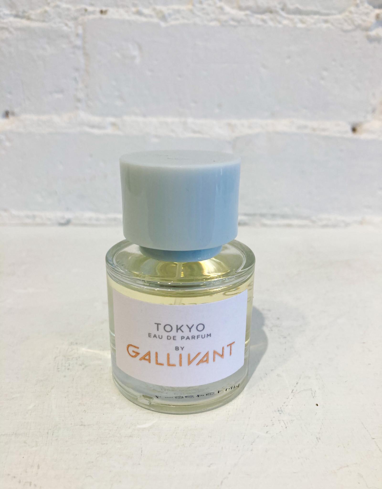 Gallivant Tokyo Perfume