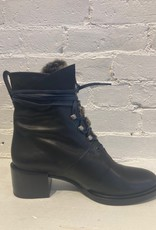 Coclico Coclico Mack black heeled boot