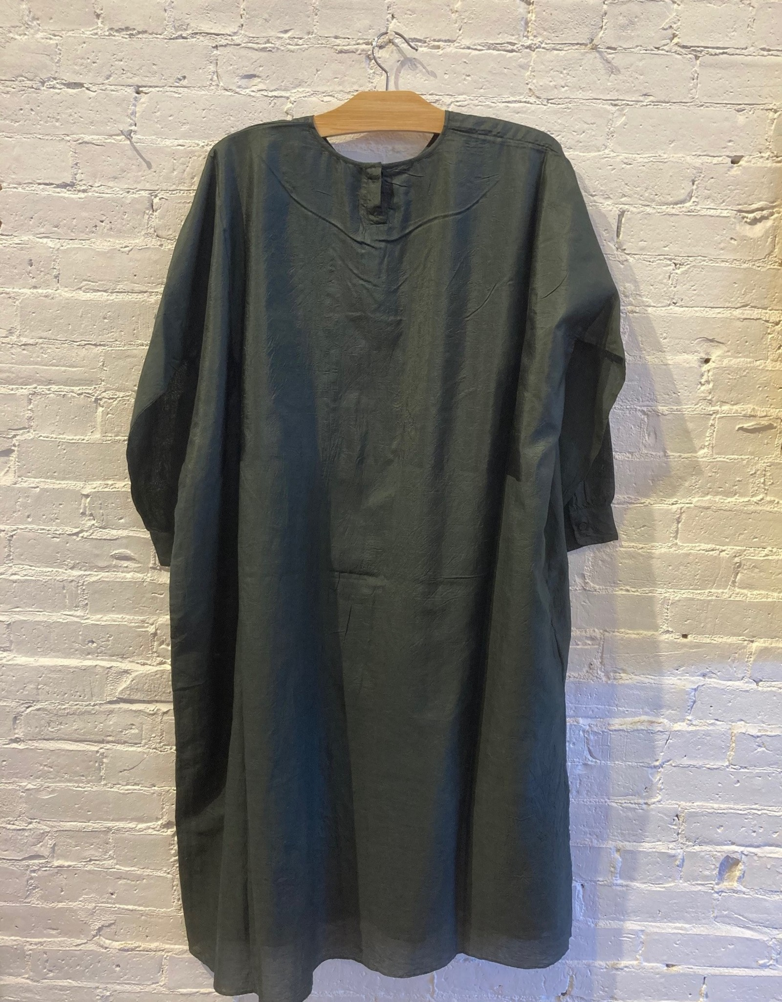 narumi Silk / Cotton Dress