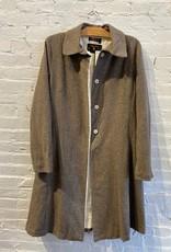 Yoshi Kondo Yoshi Kondo Lambswool  Coat SZ Large