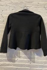 Hache HACHE Modelo Tessuto Cropped Jacket