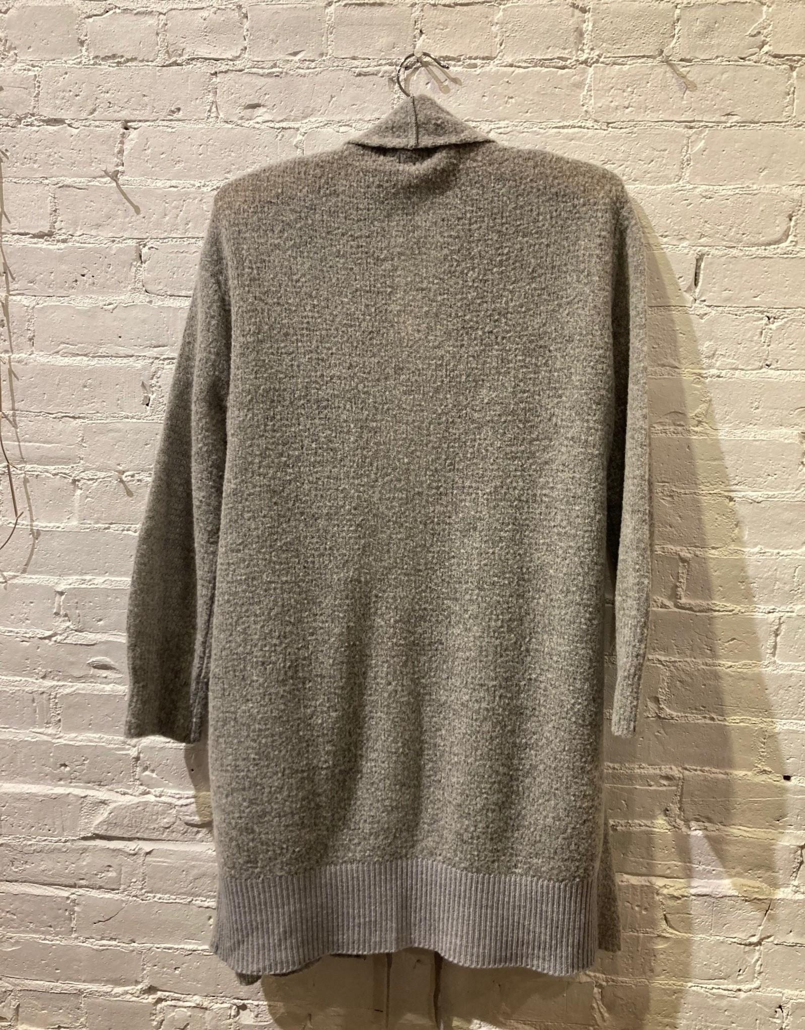 Pas de Calais Pas De Calais Knit Shawl Sweater