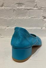 Maryam Nassir Zadeh Maryam Nassir Zadeh Turquoise Roberta Ballerina Heel SZ 36