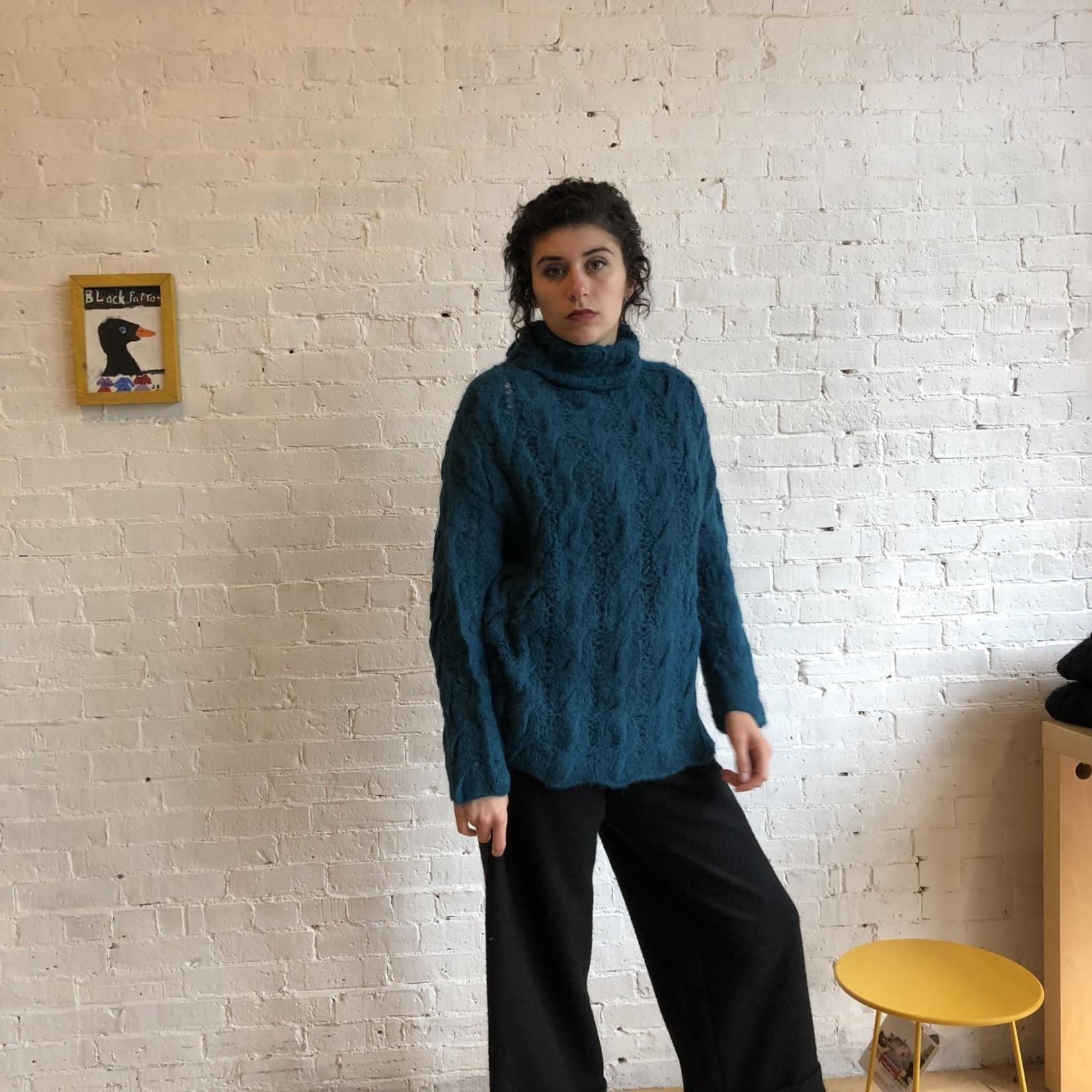Matthildur Matthildur Suri Alpaca Turtleneck Sweater