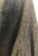 Samuji Samuji Italy Coat charcoal twill size 36