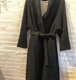 Samuji Samuji Italy Coat charcoal twill size 40