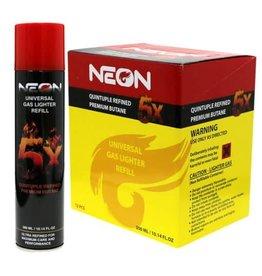 Neon Neon 5x Butane