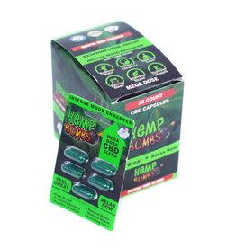 Hemp Bombs Hemp Bombs CBD Capsules 75mg 5pk Blister Pack